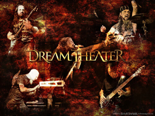 Dream Theatre Guitar Tabs Tablature Best Song Lesson Software CD 140 Songs