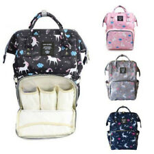 Ergo Queen Mummy Maternity Nappy Diaper Bag Large Capacity Baby Casual Backpack