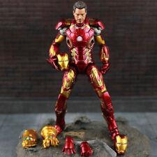 US Marvel Avengers Infinity War Iron Man MK 43 Tony Stark Figure Action Toy