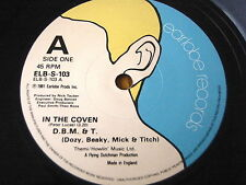 "DOZY, BEAKY, MICK & TICH - IN THE COVEN  7"" VINYL"