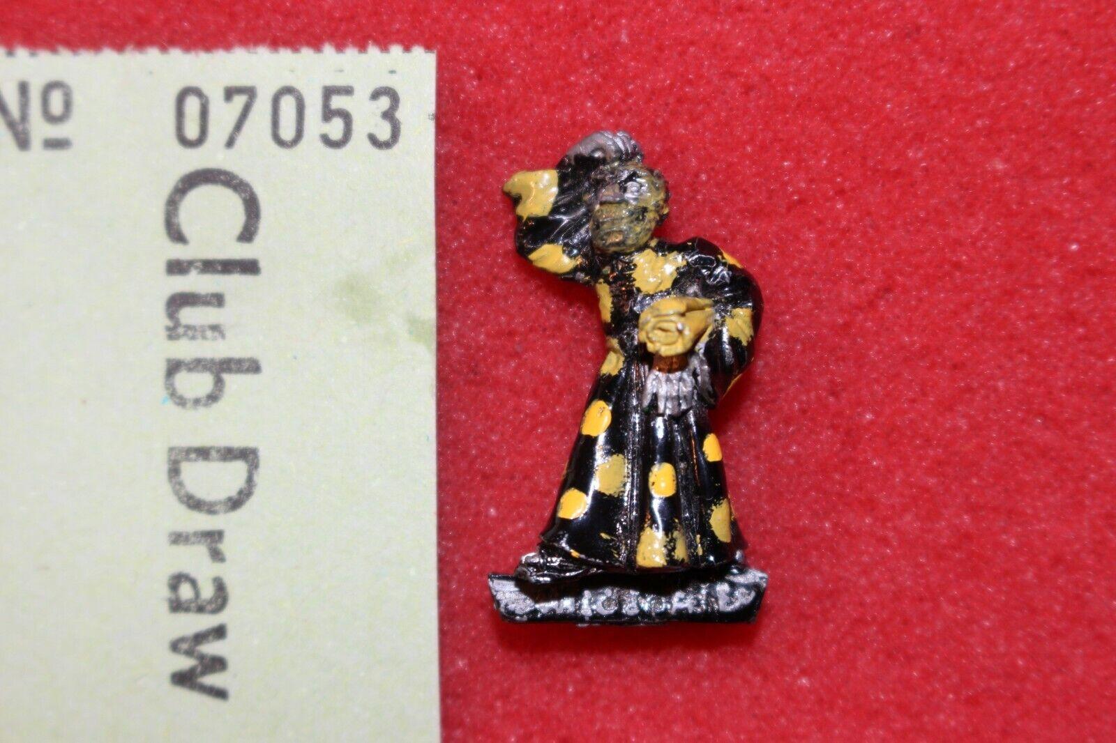 Citadel Talismán filósofo variante Juegos Workshop Warhammer figura fuera de imprenta añadir GW