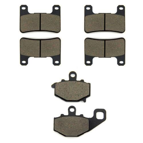 Front Rear Brake Pads for Kawasaki Z1000 ABS//Non ABS  10-18 ZR 1000 D//F//E//G//H