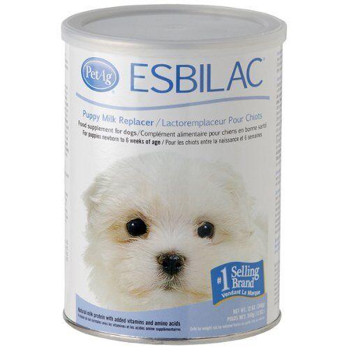 Petag Esbilac Puppy Milk Replacer Powder, 28-Ounce