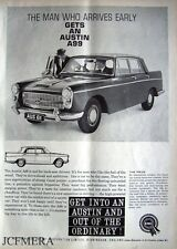Austin A99 1961 Car ADVERT #1 - Original Magazine Photo Print AD