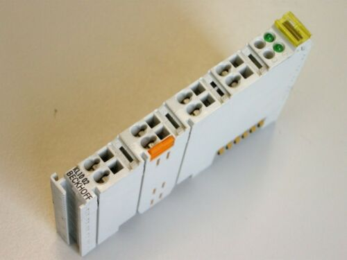 Beckhoff kl1002 2x digital input 24v DC modulo come nuovo