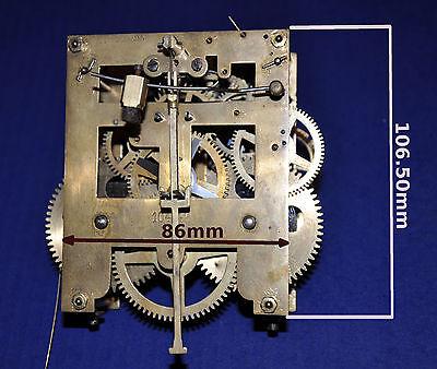 Kienzle German WALL CLOCK MOVEMENT (1089)