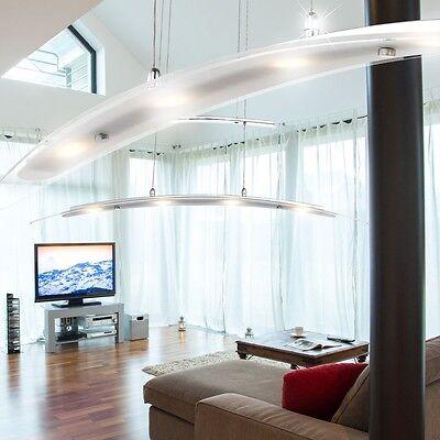 LED Design Decken Leuchte Rund Wohn-Zimmer Beleuchtung Bad Strahler Flur Lampe