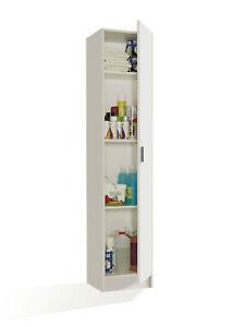 Mueble-Alto-Auxiliar-Mueble-Multiusos-1-puerta-Blanco