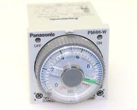 Panasonic Pm4hw-h-dc12vw Timer Quantity-1