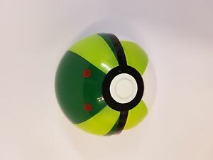 Profond-Vert-Jardin-Pokemon-Go-Jouet-Balle-Cloture-Decoration-Piece
