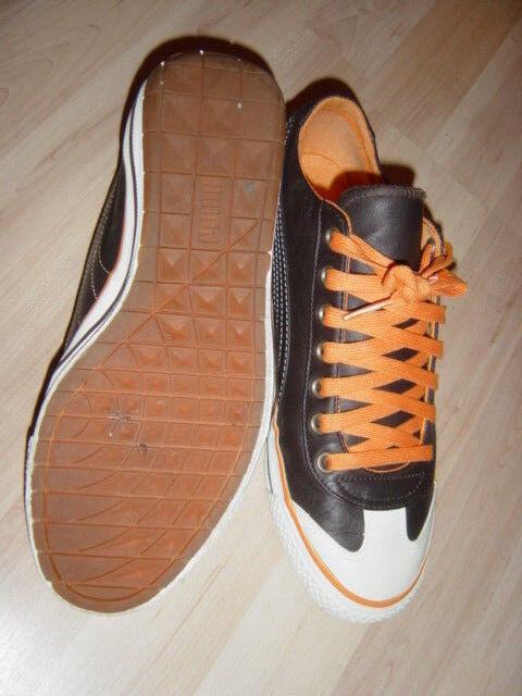 Puma 917 Lo Leather Summer BRAUN, US 8,5 EUR 41