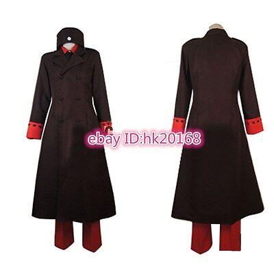 New APH Hetalia Axis Powers Denmark Uniform COS Clothing Cosplay Costume #100