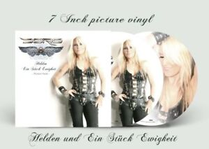 DORO-Helden-Ein-Stuck-Ewigkeit-Picture-7-034-Single-Vinyl-Limitiert-auf-500