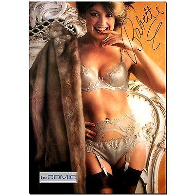 Babette Moden PROSPEKT Düsseldorf 1977 -78 EROTIK Reizwäsche Dessous Lingerie