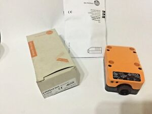 ifm efector 100 IC5005 Inductive Sensor ICE3040.FPKG new in OE packaging