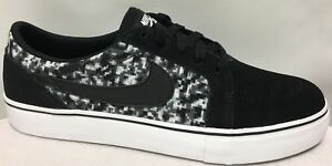 low priced 3a9dc a771c Image is loading Nike-SB-Satire-ll-Print-Shoes