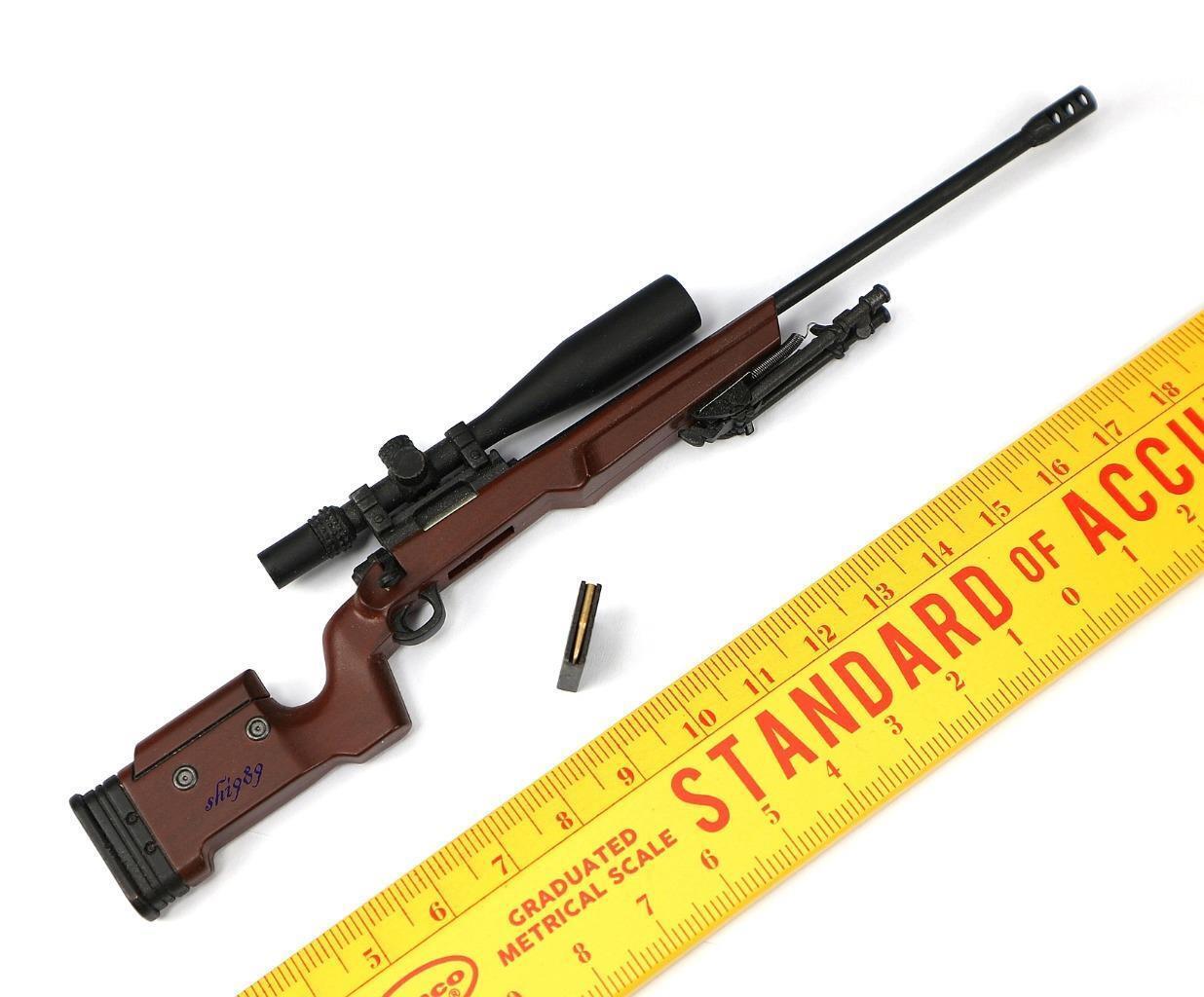 Caliente giocattoli MMS342 Batuomo v  Superuomo  Dawn of Justice BATuomo 1 6 VIP Sniper Rifle  Felice shopping