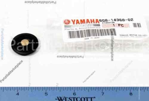 Yamaha 6G8-14368-02-00 DIAPHRAGM  92~