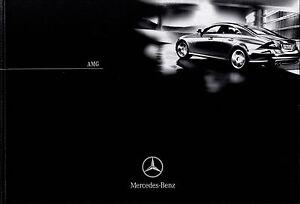 AMG-Programm-Prospekt-5-05-2005-C-E-CLK-CLS-CL-SL-SLK-G-55-Broschuere-brochure