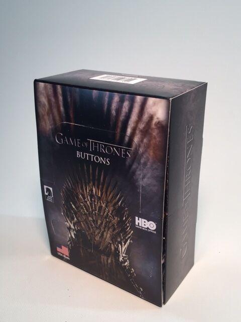 Juego de tronos Botones Cochecasa-caja de 200 piezas