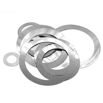 50pcs M3 ultra-thin washer gasket stainless steel washers gaskets 5mm//6mm OD