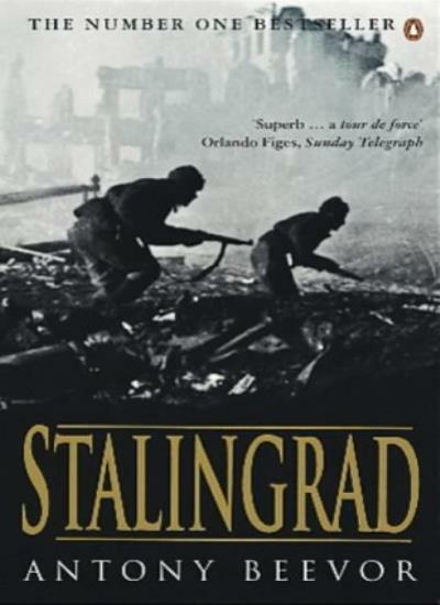 Stalingrad,Antony Beevor- 9780140249859