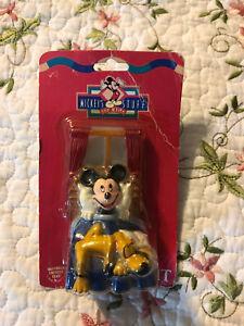 Disney Mickey Mouse & Pluto Nite Light Mickey's Stuff for kids Night Safety