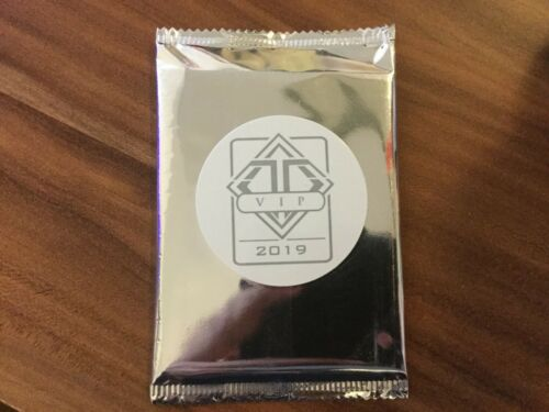 etc Autos 2019 Topps Transcendent VIP Party Exclusive Silver Pack RCs 1//1s