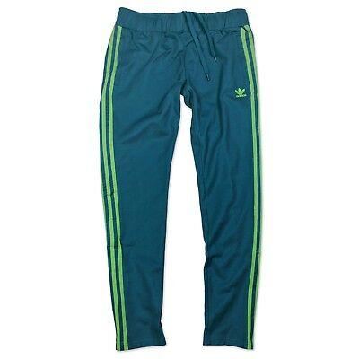Adidas Europa Beckenbauer Pantalón Chándal Fitness Pájaro de Fuego Azul Petróleo | eBay