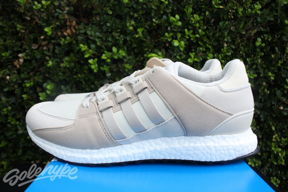 Adidas Equipment Soporte Ultra Talla 8 Boost Off Blanco Beige Marrón Eqt BB1239