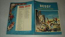 BESSY 108 LE FANTOME DE LA MESA DU DIABLE W. VANDERSTEEN 1973