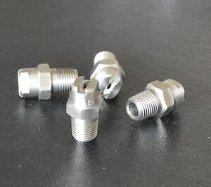 1pc New Stainless Steel Spray Nozzle 1