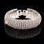 Women-Fashion-Gold-Silver-Rhinestone-Crystal-Bangle-Cuff-Bracelet-Jewelry-Gift thumbnail 28