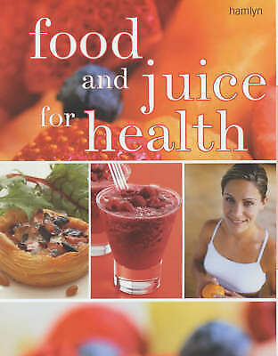 1 of 1 - Food and Juice for Health, Various, New Book