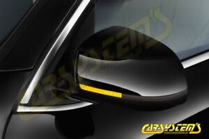 BMW-1-F20-F21-2-F22-M-Power-LED-Dynamisch-Blinker-Dynamic-turn-signal-mirrors-X