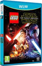 LEGO Star Wars-la forza si sveglia Wii eccellente Wii U U - 1st Class consegna