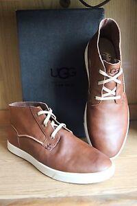 5031cc2ab3d Details about UGG Australia Kramer Chukka Boot Tan Chestnut Men Size 11.5  1010549