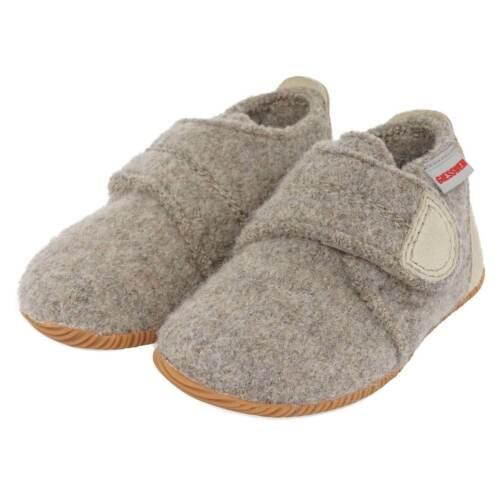 NEW Giesswein Oberstaufen Slim Fit Kids Slippervirgin wool