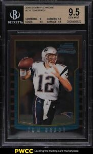 2000-Bowman-Chrome-Tom-Brady-ROOKIE-RC-236-BGS-9-5-GEM-MINT