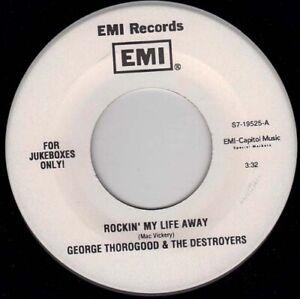 GEORGE-THOROGOOD-Rockin-039-My-Life-Away-7-034