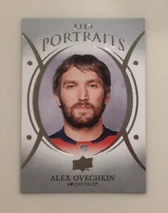 Alex-Ovechkin-2018-19-Upper-Deck-UD-Portraits-P-44-Washington-Capitals