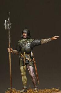 Figurino 54mm MMA54096 Alabardiere Medioevale XV° secolo
