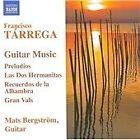 Francisco Tarrega - Francisco Tárrega: Guitar Music (2009)