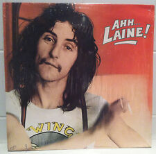 SEALED MINT! DENNY LAINE Ahh...Laine! Vinyl Import LP Wings Moody Blues