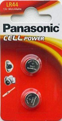 Panasonic Cell Power Lr44 1.5v Alkaline Battery