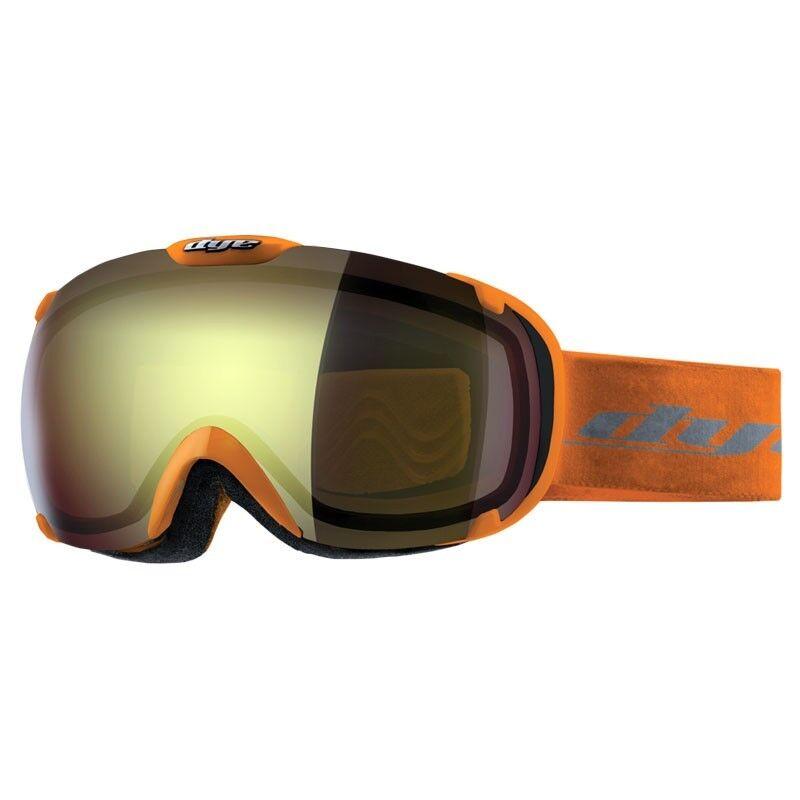 Dye Snow Goggle T1 DTS orange   Bronze Sunrise - Skibrille   Snowboardbrille