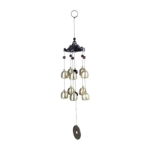 Dreamcatcher Wind Chimes Tube Bell Hanging Pendant Yard Garden Home Decor Gift