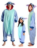 Stitch Kigurumi - Kids & Adults Costumes From Usa
