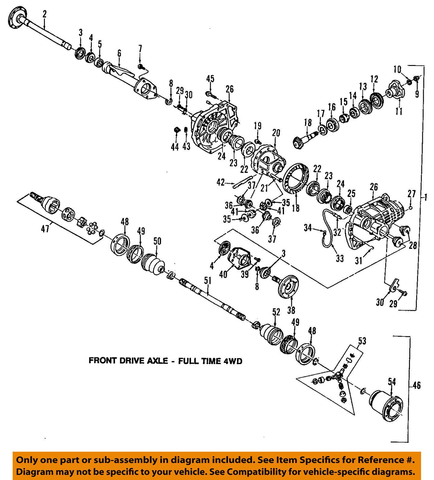 gm 10 bolt differential cross shaft lock bolt for sale online | ebay  ebay