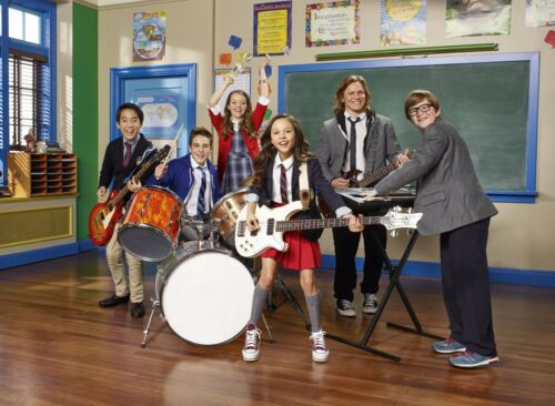2 Sizes Available SCHOOL OF ROCK POSTER 05 Nickelodeon Teen Kids